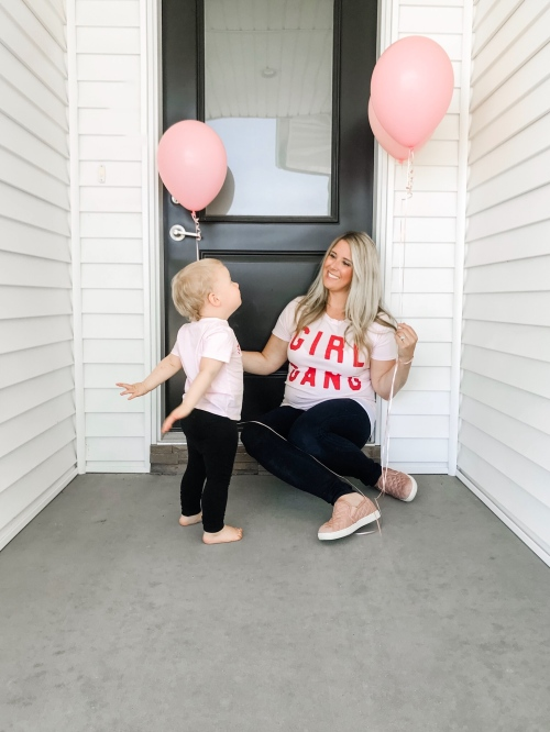 adding to our tiny girl gang iowa blogger 3
