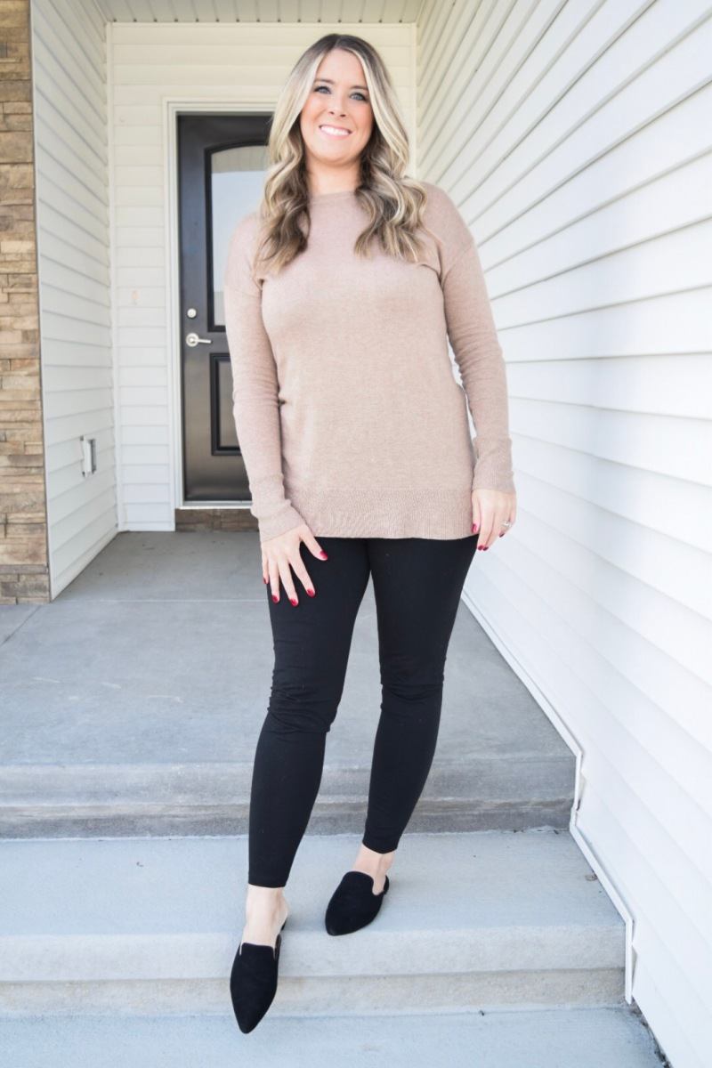 blonde style blog sweater season fall style 4