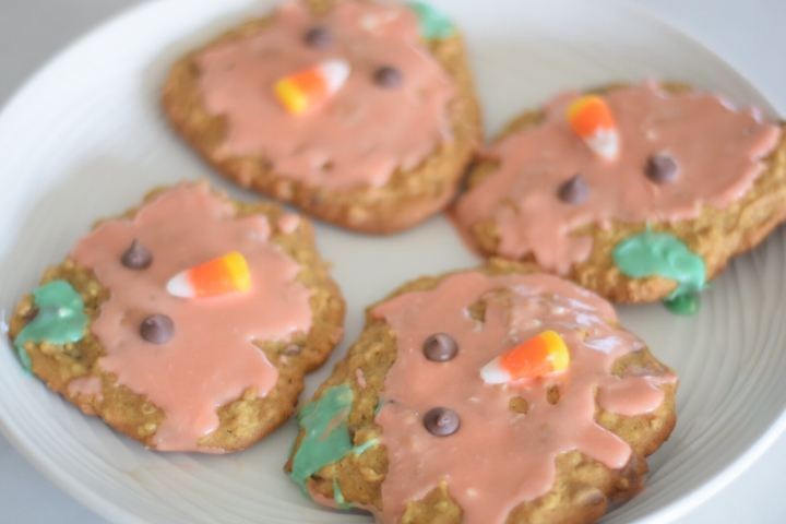 Recipe | Jumbo PumpkinCookies