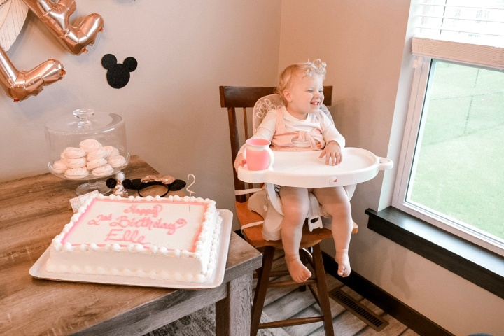 Blonde Style Blog Elle Second Birthday Oh TWOdles Party Iowa Blogger 1