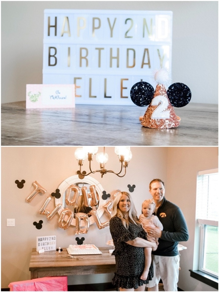 Blonde Style Blog Elle Second Birthday Oh TWOdles Party Iowa Blogger 2