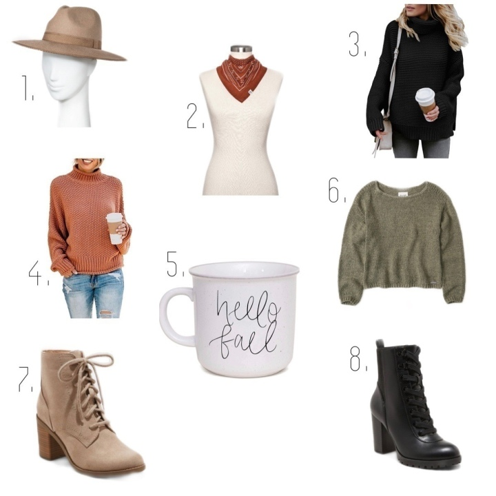 A Few Fall Faves under $50 | Fall Style