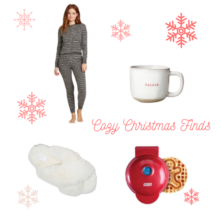 Cozy Christmas Finds
